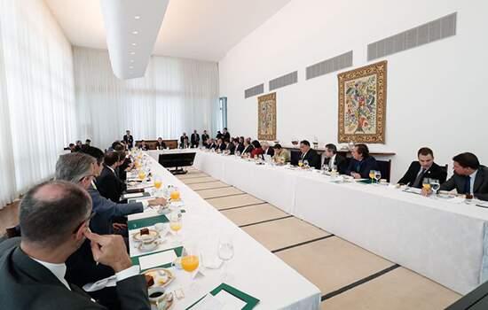 Bolsonaro coordena a 38ª Reunião do Conselho de Governo