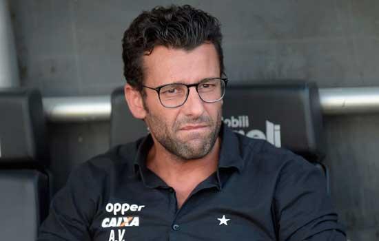 Alberto Valentim confirma saída do Avaí e é aguardado pelo Botafogo