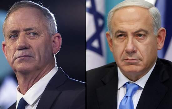 Gantz, parceiro da coalizão com Netanyahu apoia sissolução do parlamento israelense