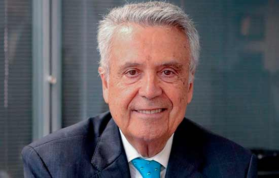 Benedito Braga, presidente da Sabesp
