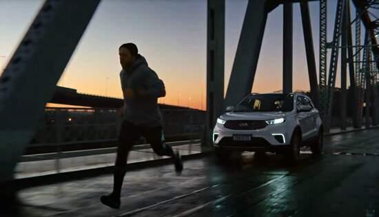 Transformação é tema da campanha de lançamento do Novo Ford Territory
