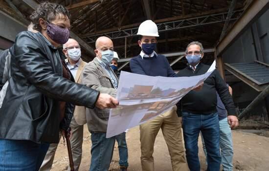 Primeira fase das obras de restauro do Cine Theatro Carlos Gomes será entregue em setembro