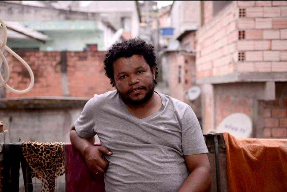 Cláudio Silva, coordenador do SOS Racismo