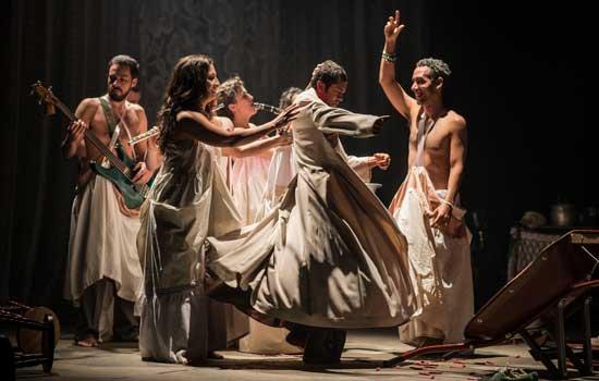 Itaú Cultural convida Cia do Tijolo para a primeira homenagem a Ilo Krugli, criador do Teatro Ventoforte