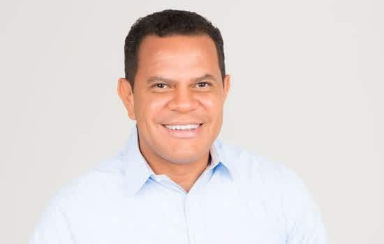 Candidato pelo PDT à prefeitura de Mauá, Donisete Braga