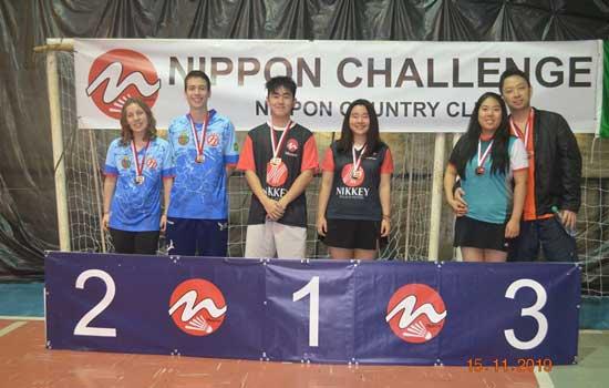 Badminton de São Caetano conquista 10 medalhas em torneio no Arujá
