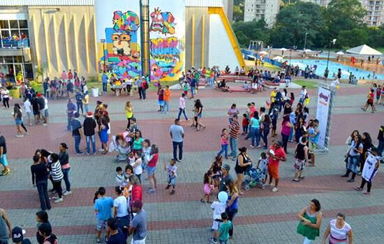 Estação Globo aconteceu no CEU Paraisópolis