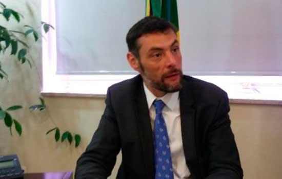 Fernando Marangoni, secretário executivo da Habitação e subsecretário da Casa Paulista