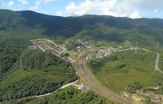 Parque Nascentes ocupa área de mais de quatro milhões de metros quadrados no entorno de Paranapiacaba
