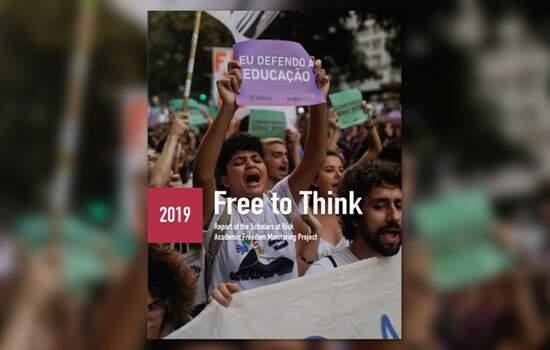 As pressões no setor de educação superior no Brasil são uma tendência preocupante e relativamente nova no nosso monitoramento, afirma diretora do órgão responsável pelo relatório