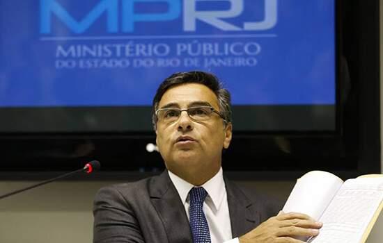 O promotor-geral de Justiça do Rio de Janeiro, Eduardo Gussem