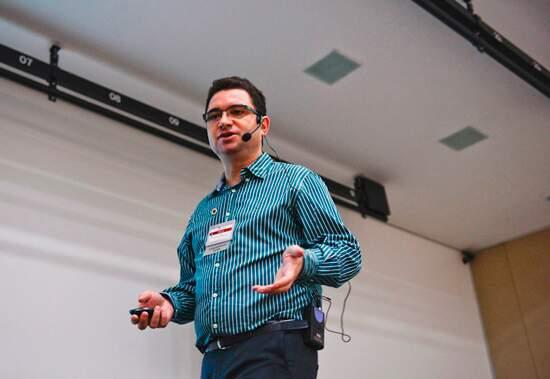 O atual presidente do ITESCS, Benicio José de Oliveira Filho