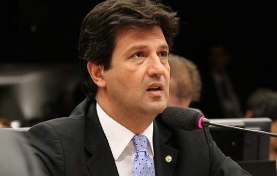 O ministro da Saúde do próximo governo, Luiz Henrique Mandetta