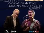 Maestro João Carlos Martins e Raimundo Fagner