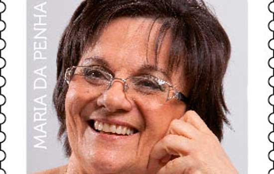 Maria da Penha é a quinta homenageada da Série Mulheres Brasileiras