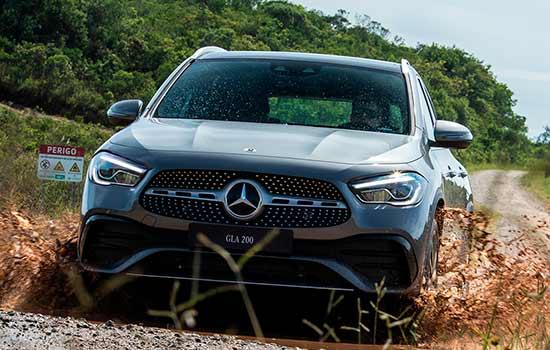 Testamos a Mercedes-Benz GLA - Ser viável é o que importa