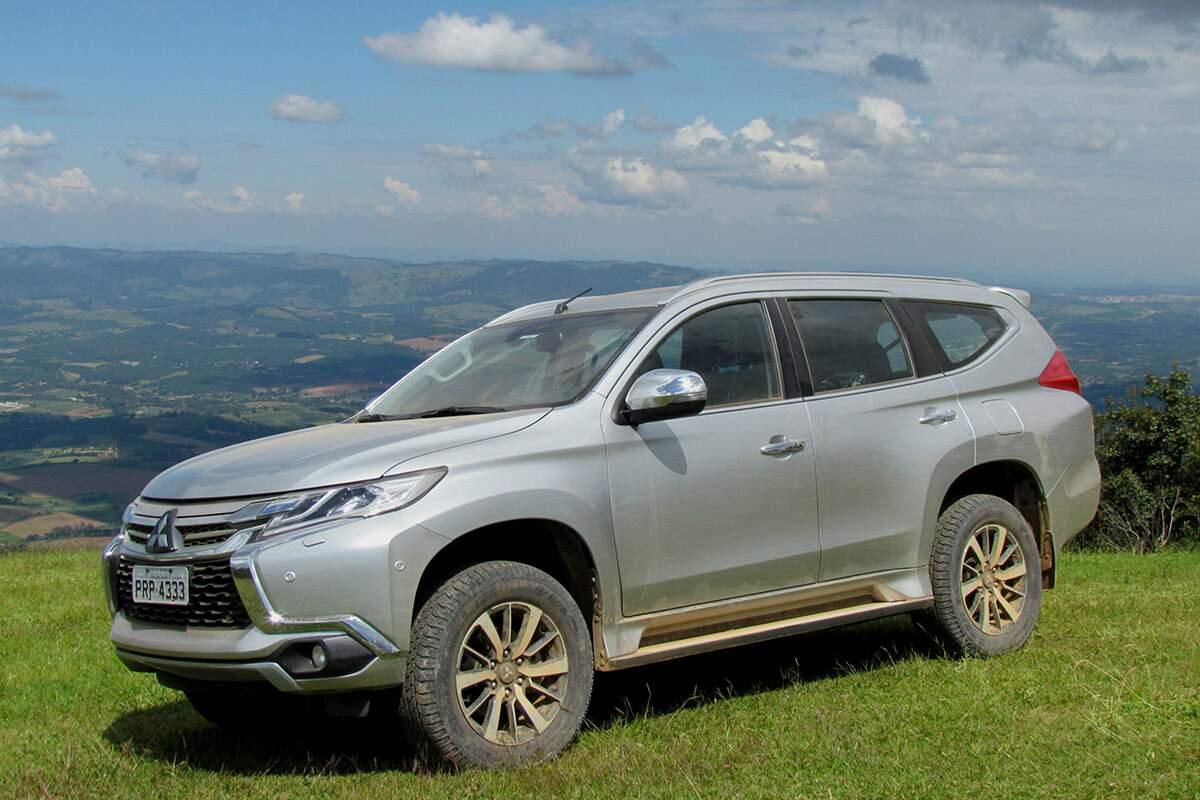 Lançamento do novo Mitsubishi Pajero Sport