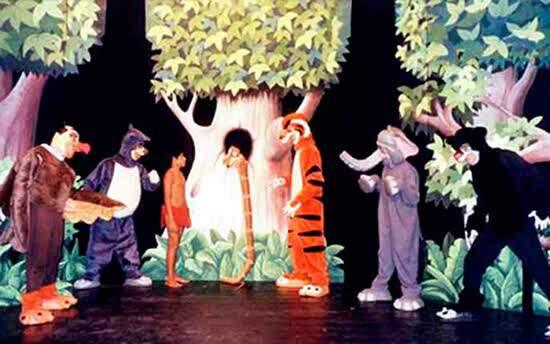 Mogli, o Menino Lobo é a peça deste final de semana do Domingo é Dia de Teatro no Shopping Granja Vianna