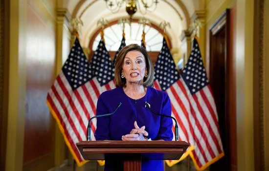 Nancy Pelosi lança dúvidas sobre aprovação do USMCA na Câmara ainda em 2019