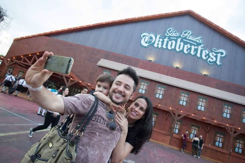 São Paulo Oktoberfest/ Crédito: Divulgação/Jorge Sato
