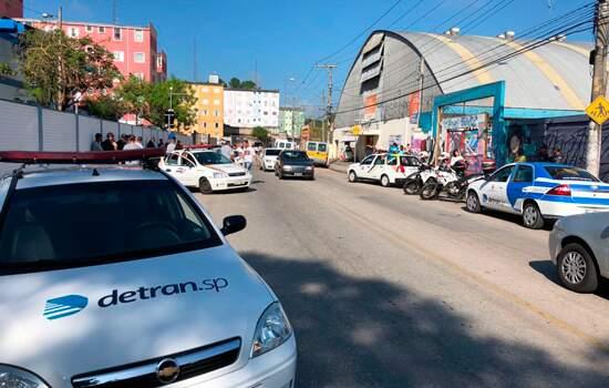 Operação Detran.SP transporte escolar em Itapevi