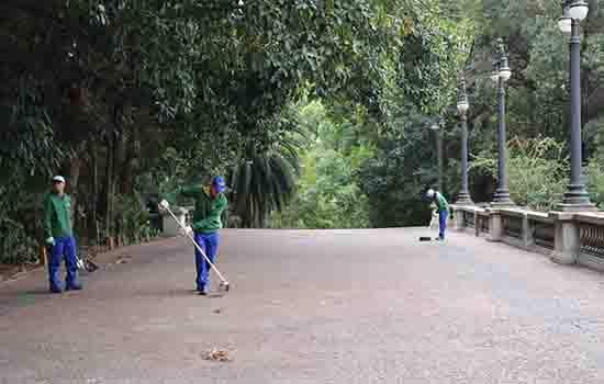 A Prefeitura de São Paulo inseriu 16 novos beneficiários no Programa Operação Trabalho – POT Zeladores de Parques da Cidade