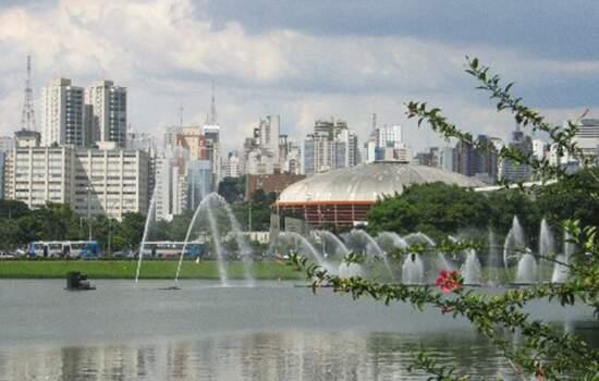 Parque Ibirapuera, cartão postal de São Paulo