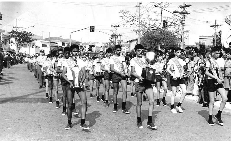 Fotos do Acervo/ Fundação Pró-Memória São Caetano do Sul