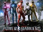 Cine drive-in - Power Rangers