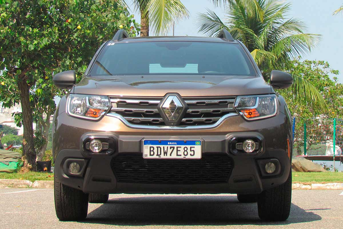 Teste do Renault Duster Iconic CVT X-Tronic