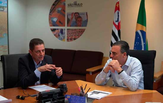 Secretaria de Estado da Habitação discute ações para Paraisópolis