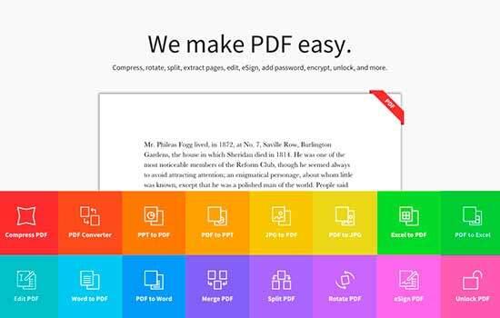 Smallpdf: conheça a solução digital para trabalhar com documentos online