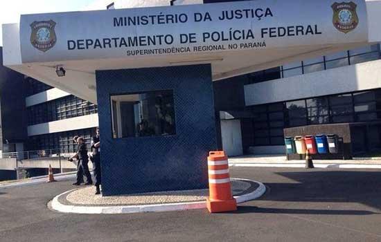 Superintendência da Polícia Federal de Curitiba