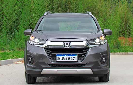 """Testamos e Avaliamos – Honda WR-V EXL – """"Bem bolado"""""""