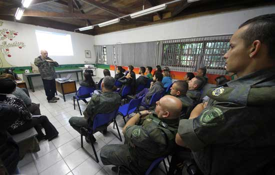 Guarda Ambiental de Diadema recebe capacitação sobre resgate de animais silvestres