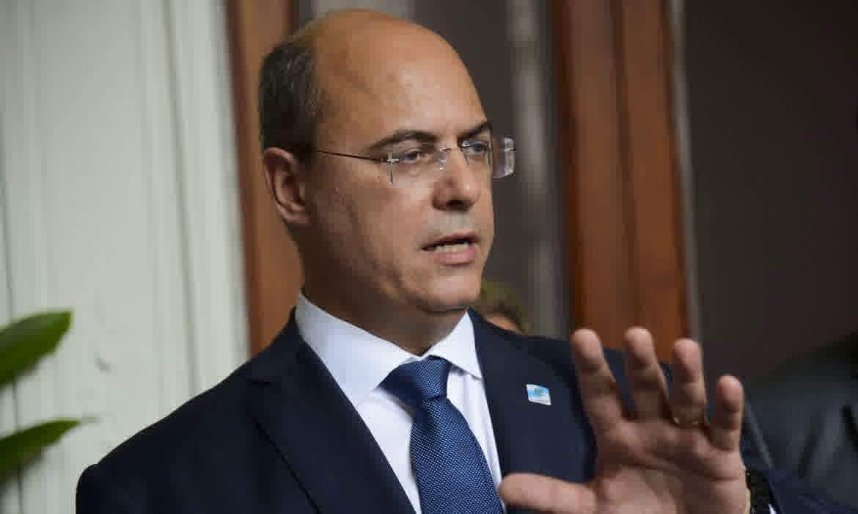 Wilson Witzel (PSC), governador do Rio de Janeiro