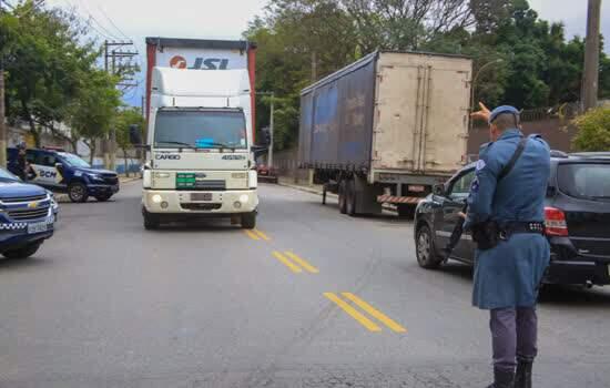 Ação conjunta entre GCM e Polícia Militar