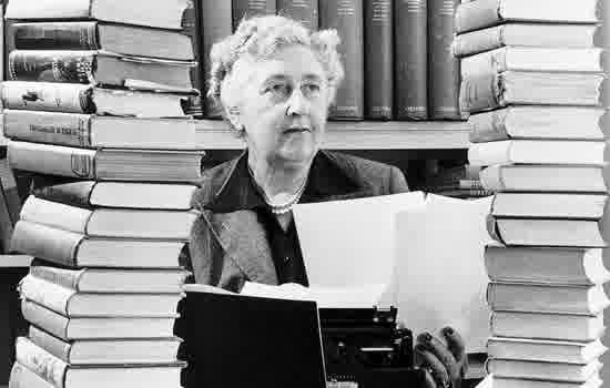 Agatha Christie está de volta!
