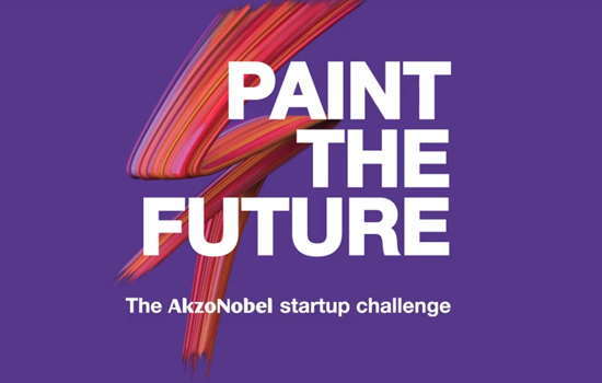Paint The Future - The AkzoNobel Startup challenge