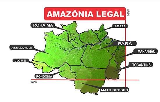 Governadores da Amazonia Legal firmam acordos com Noruega, Reino Unido, Alemanha e França.