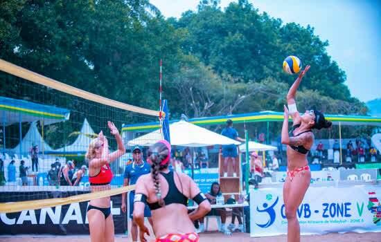 Ângela e Rupia venceram no torneio qualifying