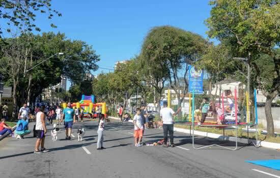 Todos os domingos, de 15/09 até 08/12, monitores do Giro São Bernardo vão promover ações de lazer, entre 10h e 15h - Continue lendo