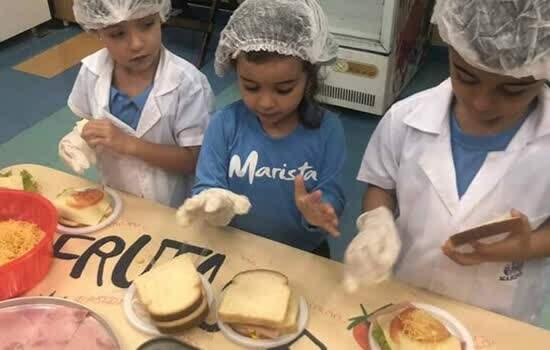 beddc3d80 Ateliê dos Sabores: onde alunos aprendem preparando receitas