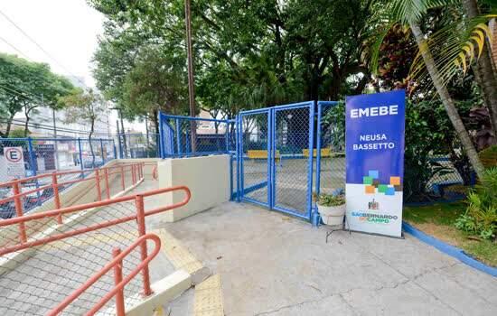 EMEBE Neusa Bassetto atenderá 100 moradores por ano