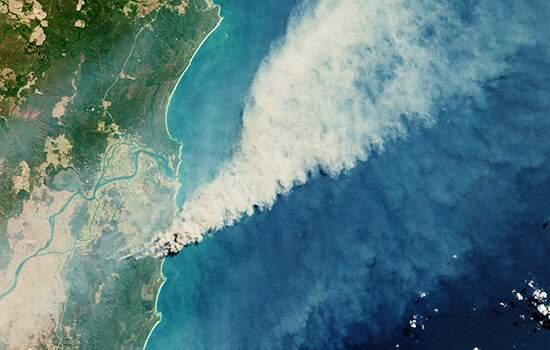 Incêndios florestais na Austrália agravam a poluição do ar em Sydney