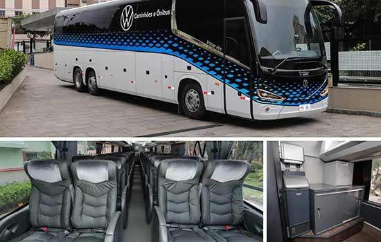 Ônibus Volkswagen Volksbus 18.330 OT 6x2