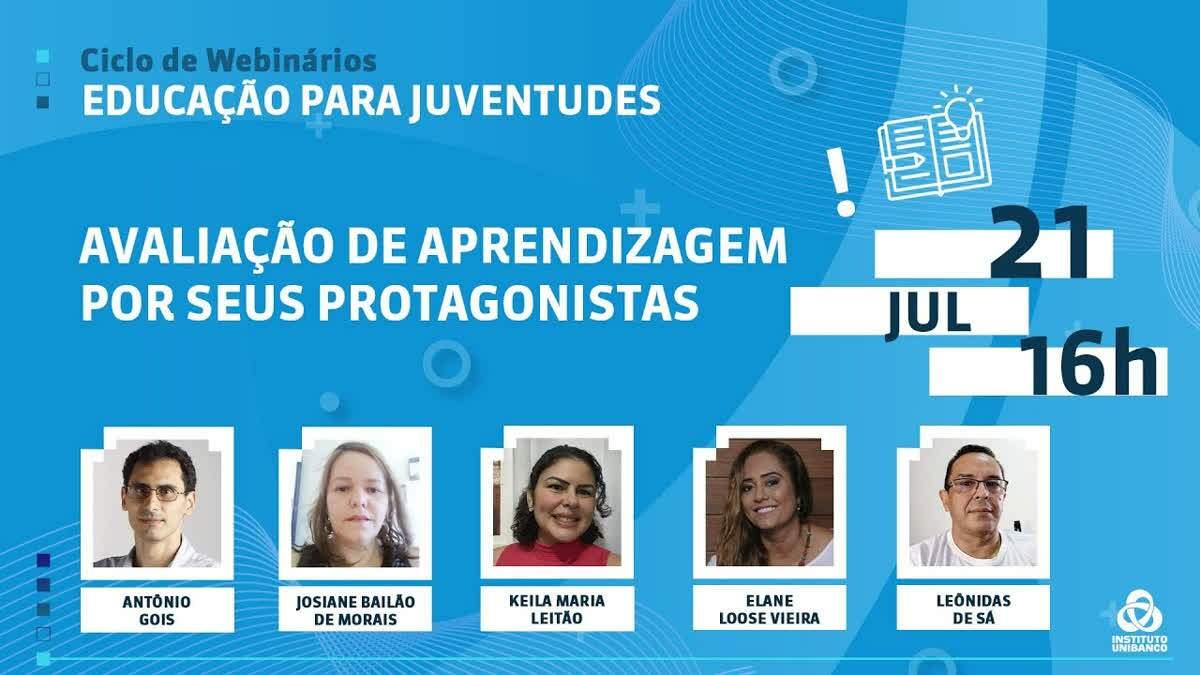 Instituto Unibanco reúne professores para debate sobre avaliação de aprendizagem