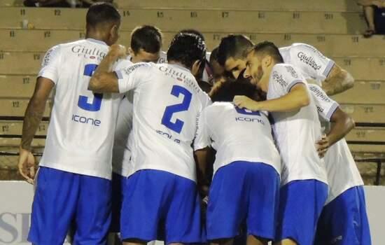 Após 22 anos o São Caetano voltou a vencer o São Bento em Sorocaba