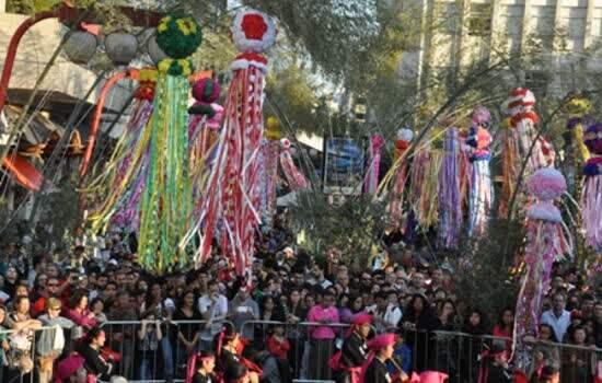 Bairro da Liberdade terá final de semana com programação cultural gratuita celebrando a 41ª edição do Tanabata Matsuri
