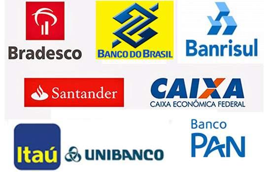 Bancos que participam do mutirão de renegociação de dívidas